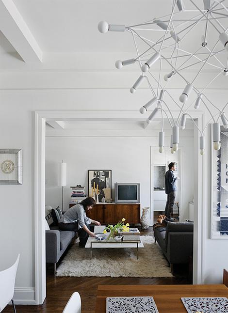 Dwell: Brooklyn Apartment
