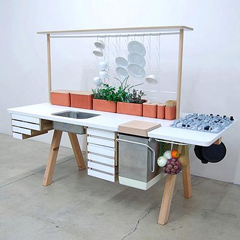 Flow2 kitchen