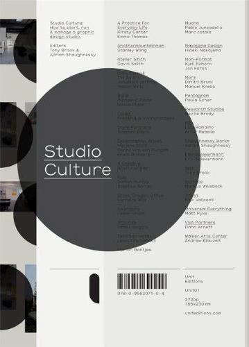 Unit Editions: Studio Culture