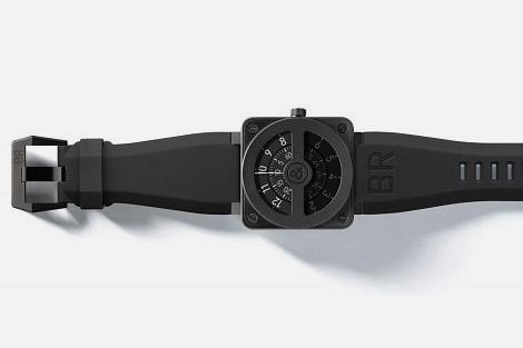 Bell & Ross BR 01-2 Compass watch