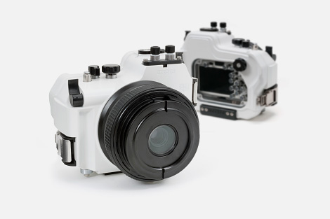 INON X-2 housing for Lumix GF1