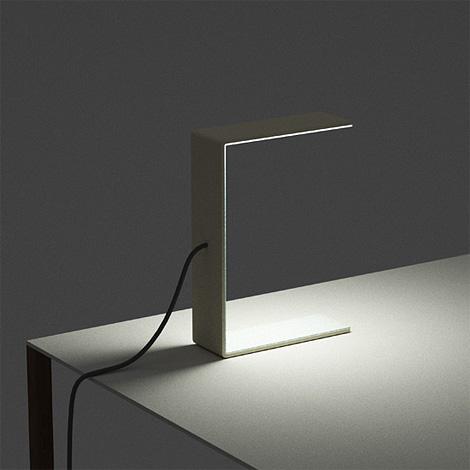 Hundreds Tens Units - A4 Lamp