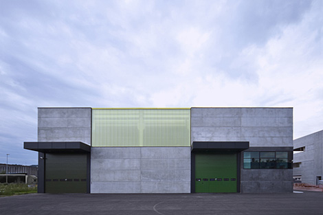 OFIS - Office, Store & Shop Concrete Container