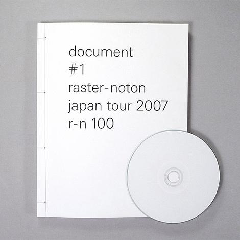 raster-noton. document #1