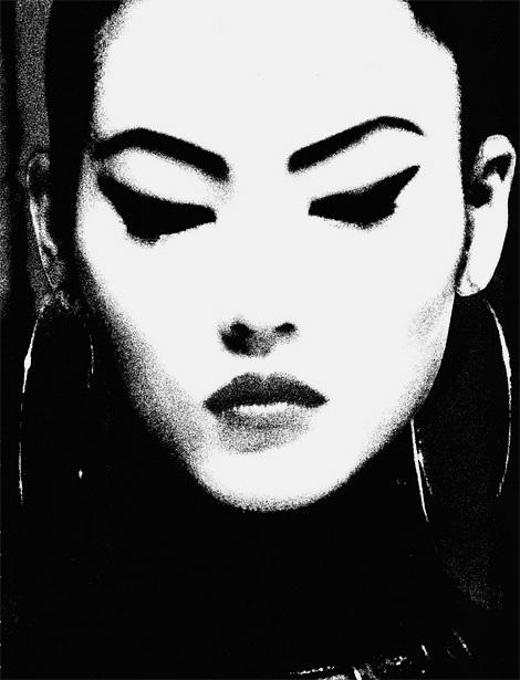 Liu Wen x Tiziano Magni