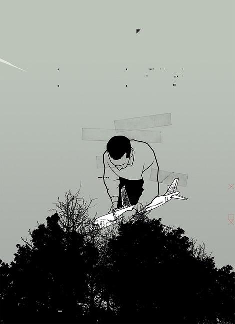 Justin Cooper: Paper Airplane