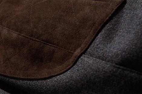 Rapha Tweed Softshell