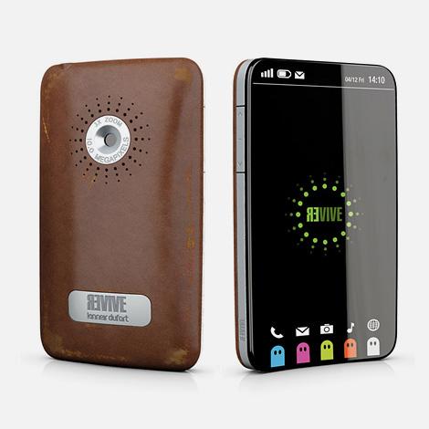 Revive smartphone concept