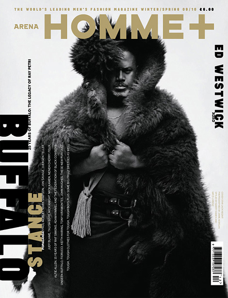 Neville Brody: Arena Homme +