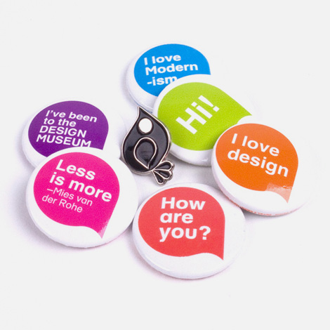 Build talking badge set