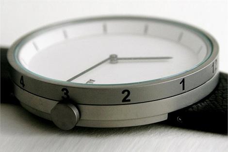 Alessi AL13000 watch