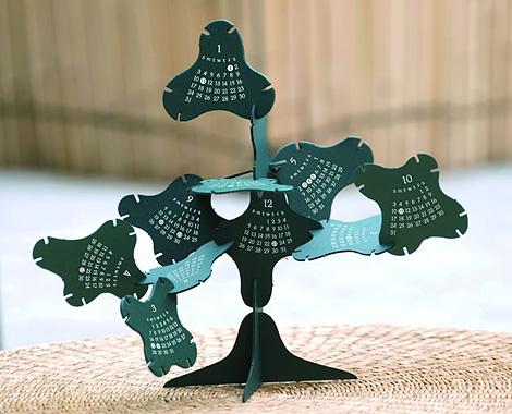 Bonsai calendar
