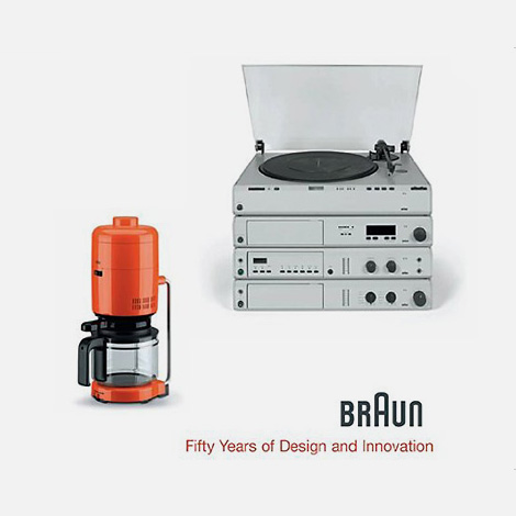 Braun: Fifty Years of Design and Innovation