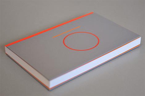 Typotheque calendar / sketchbook 2010