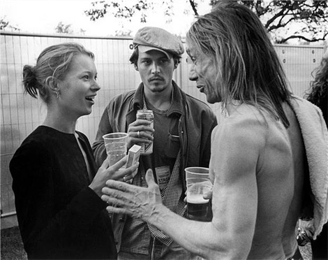 Kate Johnny and Iggy