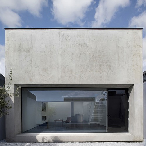 ODOS Architects - Dublin house extension
