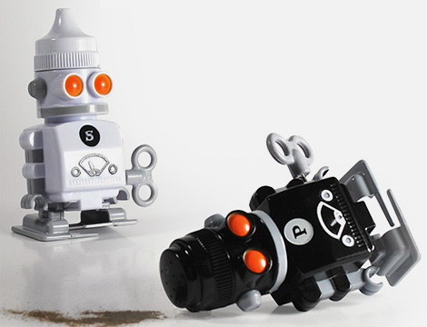 Salt 'n' Pepper Bots