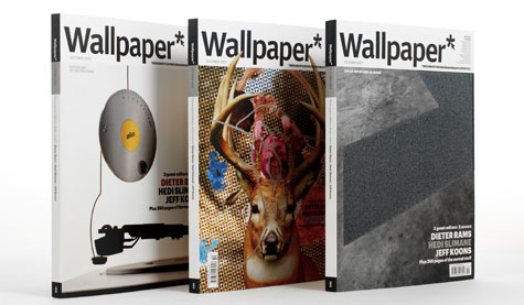 Wallpaper* – October 2007