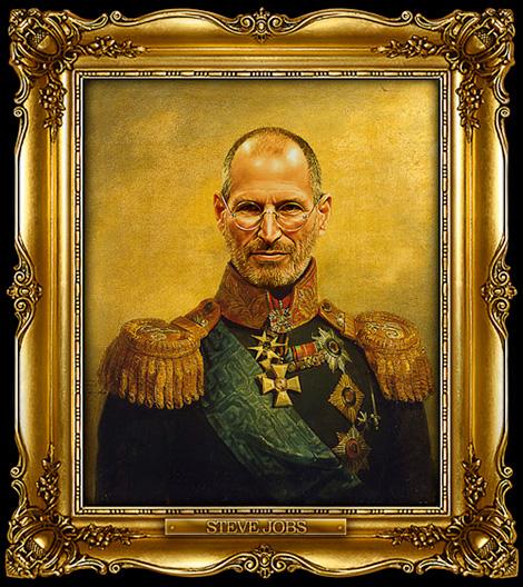 General Steve Jobs