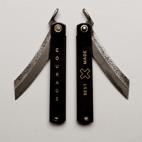 Best Made Japanese Higo pocket knife