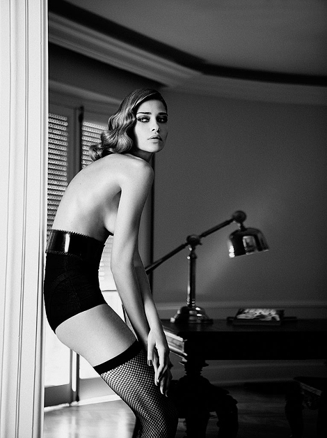 Ana Beatriz Barros by Fabio Bartelt