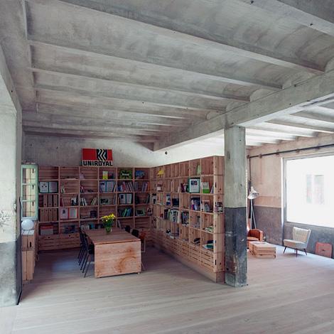 Madrid Hub Offices