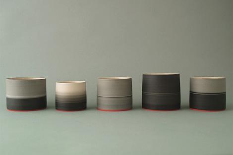 James & Tilla Waters ceramics