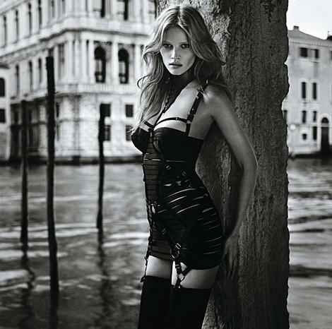 Lara Stone x Mario Sorrenti