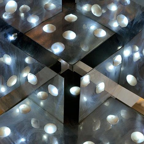 Luzinterruptus guerilla lighting