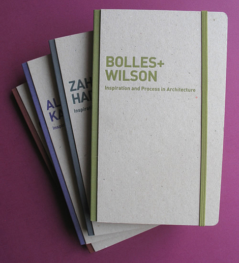 Moleskine: Inspiration and Process in Architecture