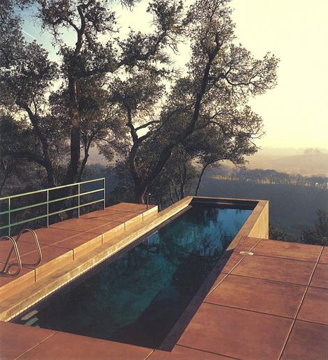 Napa Valley pool