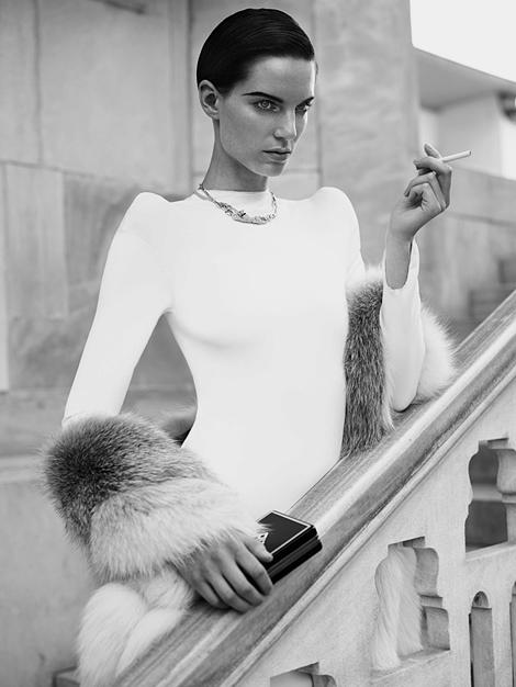 Iris Strubegger x Phil Poynter for Vogue Germany