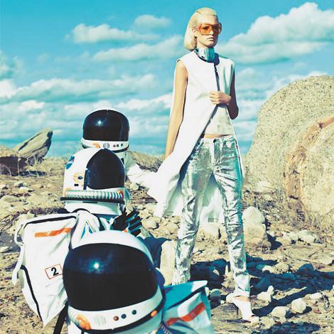Krystal Glynn x Nick Scott for Madison Magazine