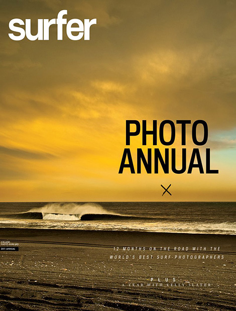 Surfer: Photo Annual