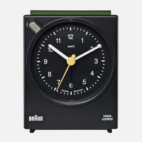 Braun AB30B voice activated alarm clock