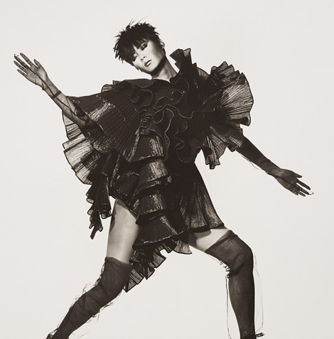 Irving Penn and Issey Miyake: Visual Dialogue