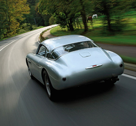 Abarth 205 Berlinetta