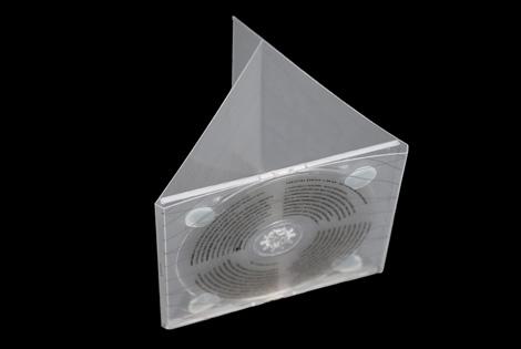 Chrisitna Kubisch cd packaging