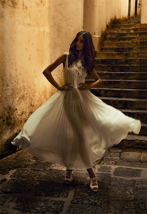 Mariana Braga x Steven Chee