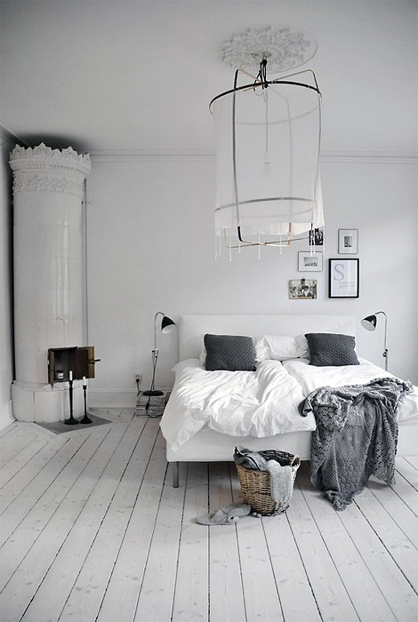 Shabby bedroom