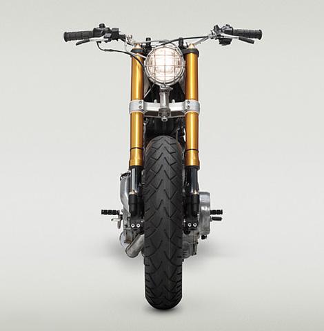 Yamaha Virago custom
