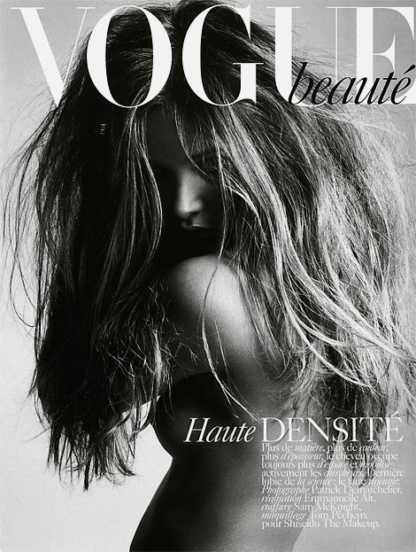 Mona Johannesson by Patrick Demarchelier for Vogue Paris March 2005