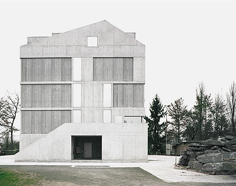 Brandhaus 2