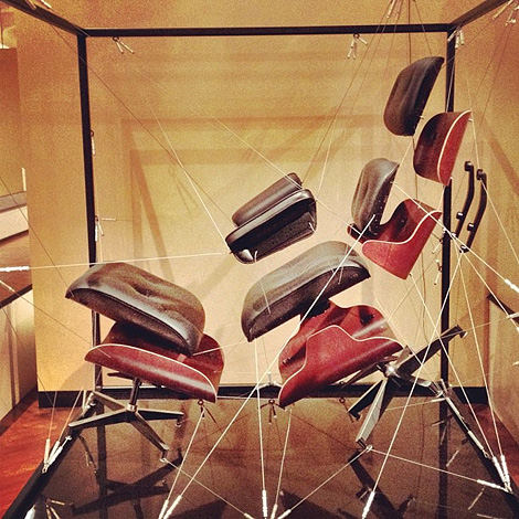 Exploded Eames