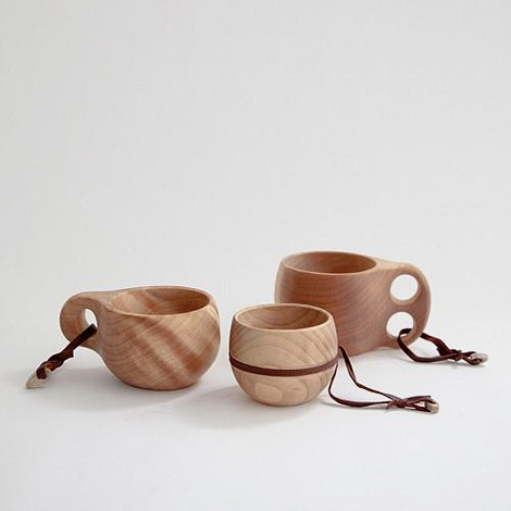 Kuksa Finnish Camping Cup