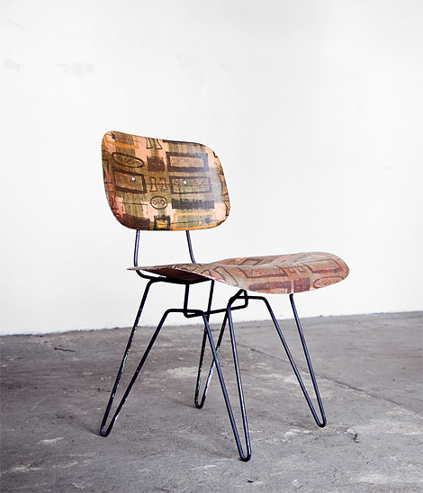 Lensol-Wells Company chair