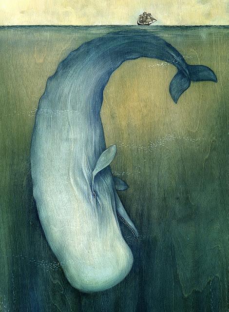 Moby Dick by Lisel Jane Ashlock
