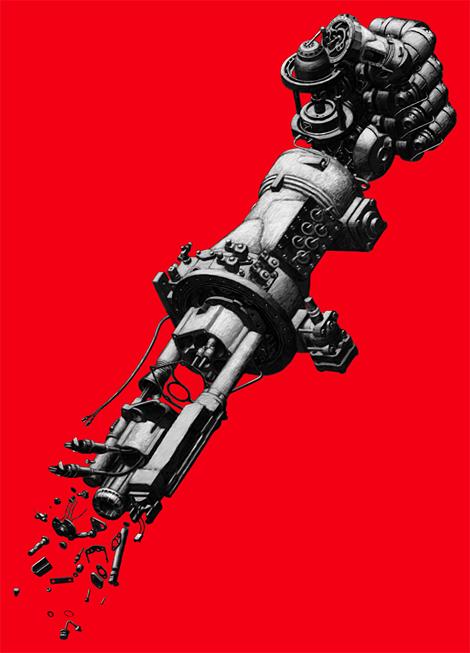 Robot Fist