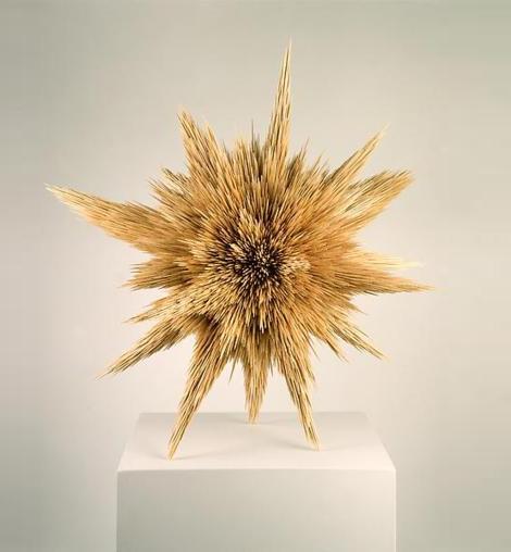 Toothpicks by Tom Friedman