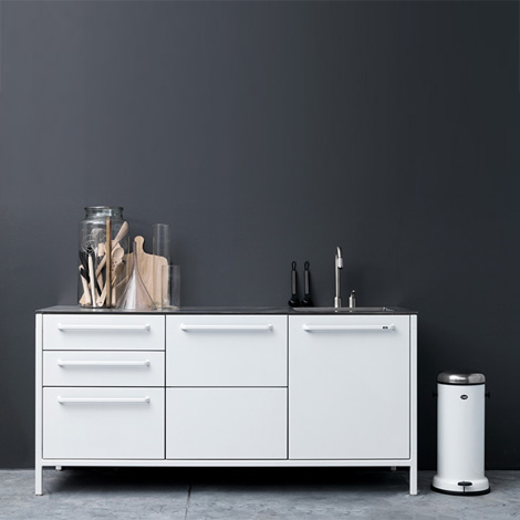 VIPP modular kitchen